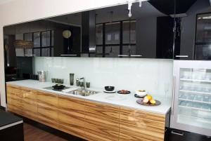 ballina joinery - kitchens modern light timber